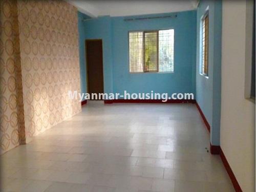 မြန်မာအိမ်ခြံမြေ - ငှားရန် property - No.4535 - မရမ်းကုန်း ၈မိုင်တွင် အိပ်ခန်းရှစ်ခန်းပါသော လုံးချင်းအိမ် ငှားရန်ရှိသည်။bedroom 3