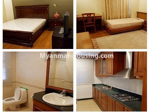 မြန်မာအိမ်ခြံမြေ - ငှားရန် property - No.4542 - မရမ်းကုန်းမြို့နယ် မင်းဓမ္မကွန်ဒိုတွင် ကွန်ဒိုခန်းများ ငှားရန်ရှိသည်။single bedroom, common bathroom, kitchen