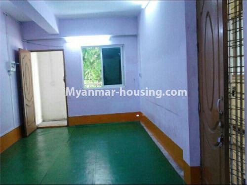 မြန်မာအိမ်ခြံမြေ - ငှားရန် property - No.4553 - ကျောက်တံတား ကျော်စီးတီးကွန်ဒိုတွင် ပထမထပ်ငှားရန်ရှိသည်။hall view