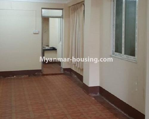 Myanmar real estate - for rent property - No.4574 - Ground floor for rent near Tharketa Capital! - hall view