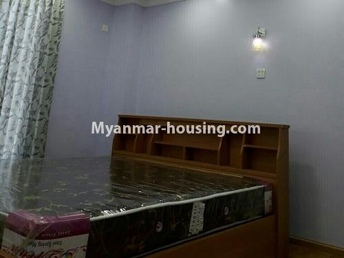 Myanmar real estate - for rent property - No.4575 - Furnished condominium room near Inya Lake for rent in Hlaing! - bedroom 2