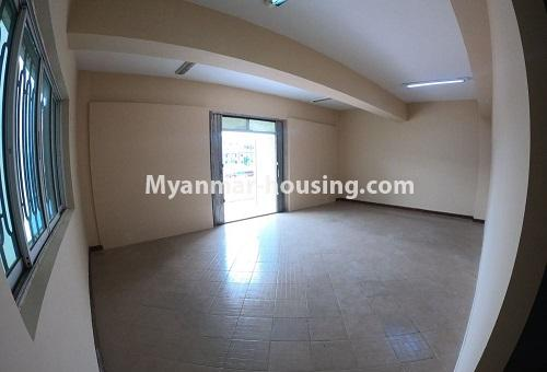 Myanmar real estate - for rent property - No.4576 - Shop House for rent in U Chit Maung Housing, Tarmway! - another hall view