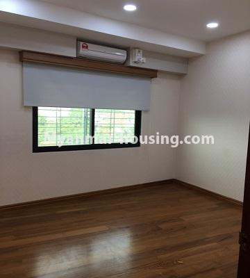 Myanmar real estate - for rent property - No.4577 - Nice furnished Diamond Crown Condominium room for rent in Dagon! - single bedroom view