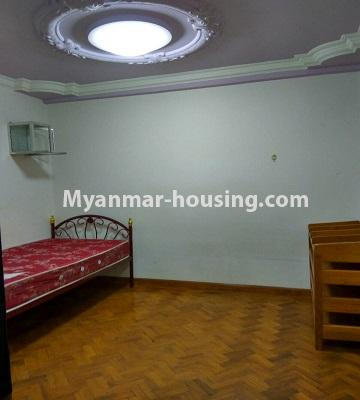 Myanmar real estate - for rent property - No.4586 - Furnished Lamin Thar Yar Condominium room for rent in Mingalar Taung Nyunt! - single bedroom