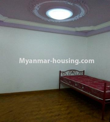 Myanmar real estate - for rent property - No.4586 - Furnished Lamin Thar Yar Condominium room for rent in Mingalar Taung Nyunt! - another sin