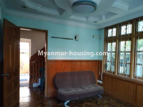 မြန်မာအိမ်ခြံမြေ - ငှားရန် property - No.4698 - မြောက်ဒဂုံ ဘေလီတံတားအဆင်းတွင် ကုမ္ပဏီ၊ သင်တန်းကျောင်း ဖွင့်ရန် လုံးချင်း ၃ထပ်တစ်လုံး ငှားရန်ရှိသည်။another room veiw