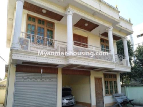 မြန်မာအိမ်ခြံမြေ - ငှားရန် property - No.4698 - မြောက်ဒဂုံ ဘေလီတံတားအဆင်းတွင် ကုမ္ပဏီ၊ သင်တန်းကျောင်း ဖွင့်ရန် လုံးချင်း ၃ထပ်တစ်လုံး ငှားရန်ရှိသည်။house view