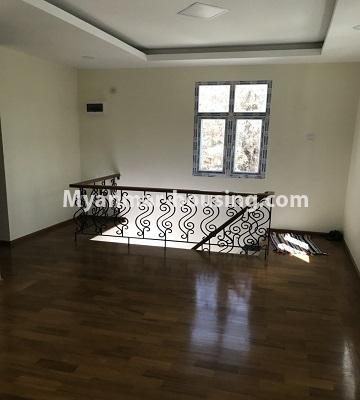 မြန်မာအိမ်ခြံမြေ - ငှားရန် property - No.4701 - အင်းစိန် ဘုရင့်နောင်လမ်းမပေါ်တွင် နှစ်ထပ်အိမ်တစ်လုံး ငှားရန်ရှိသည်။another view of upstairs
