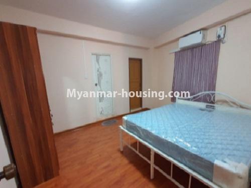 မြန်မာအိမ်ခြံမြေ - ငှားရန် property - No.4744 - စမ်းချောင်းတွင် အခန်းကောင်း Mini Condo  အခန်းငှားရန်ရှိသည်။another bedroom view