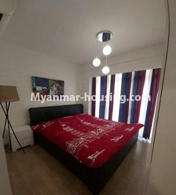 မြန်မာအိမ်ခြံမြေ - ငှားရန် property - No.4796 - Star City Condo တွင် အိပ်ခန်း တစ်ခန်း ပါသည့် အခန်းကောင်း ငှားရန်ရှိသည်။single bedroom view