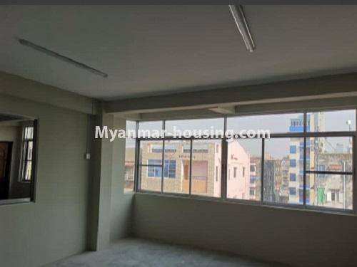 Myanmar real estate - for rent property - No.4797 - 2 BHK apartment room for rent in Tarmway! - living room area view