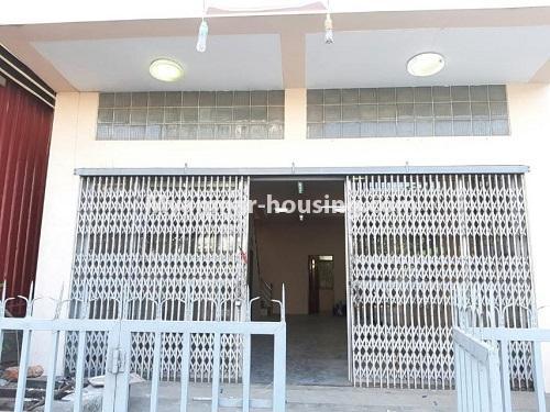 မြန်မာအိမ်ခြံမြေ - ငှားရန် property - No.4803 - တောင်ဥက္ကလာတွင် သုံးထပ်တိုက်ငှားရန် ရှိသည်။ground floor view