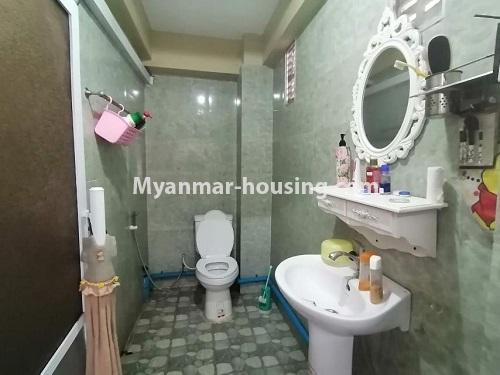 မြန်မာအိမ်ခြံမြေ - ငှားရန် property - No.4803 - တောင်ဥက္ကလာတွင် သုံးထပ်တိုက်ငှားရန် ရှိသည်။bedroom view