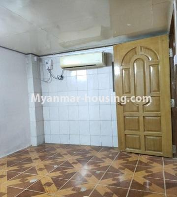 Myanmar real estate - for rent property - No.4805 - Ground floor with full attic for rent in Ahlone! - ground floor view