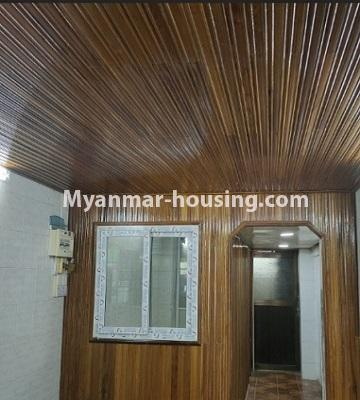 Myanmar real estate - for rent property - No.4805 - Ground floor with full attic for rent in Ahlone! - another bedroom view