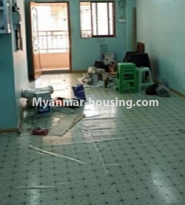မြန်မာအိမ်ခြံမြေ - ငှားရန် property - No.4808 - Downtown တွင် အခန်း တစ်ခန်း ငှားရန်ရှိသည်။hall view