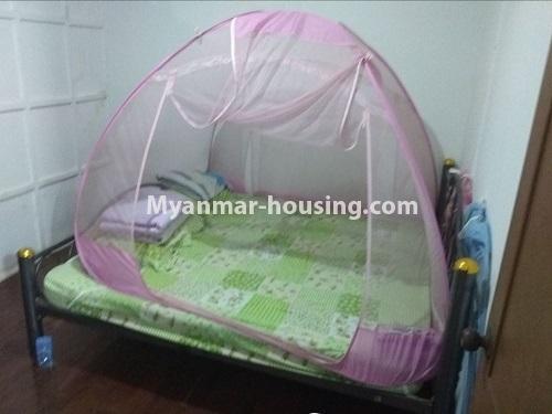 မြန်မာအိမ်ခြံမြေ - ငှားရန် property - No.4850 - မရမ်းကုန်း မုဒိုတာအိမ်ရာတွင် အိပ်ခန်းနှစ်ခန်းပါသော အခန်းငှားရန်ရှိသည်။another bedroom