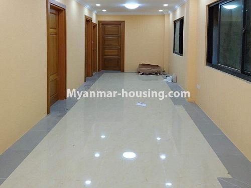 Myanmar real estate - for rent property - No.4890 - 3 RC House for rent in Aung Theikdi Street, Mayangone! - another hall view