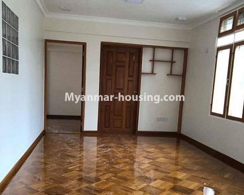Myanmar real estate - for rent property - No.4913 - 6BHK Two RC Landed House for Rent near Kabaraye Pagoda Road, Bahan! - bedroom view