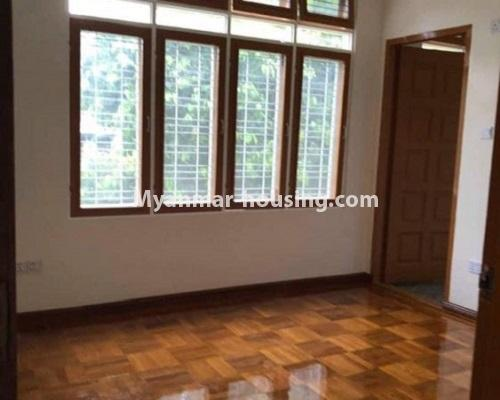 Myanmar real estate - for rent property - No.4913 - 6BHK Two RC Landed House for Rent near Kabaraye Pagoda Road, Bahan! - another bedroom view