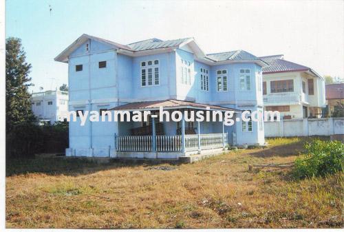 မြန်မာအိမ်ခြံမြေ - ရောင်းမည် property - No.1392 - N/A - View of the building