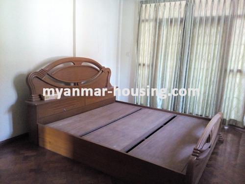 မြန်မာအိမ်ခြံမြေ - ရောင်းမည် property - No.3014 - လှိုင်သာယာမြို့နယ်တွင် လုံးချင်းအိမ်ကောင်း တစ်လုံး ရောင်းရန်ရှိပါသည်။ - View of bed room