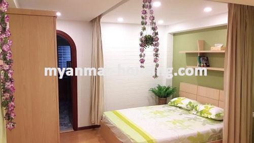 မြန်မာအိမ်ခြံမြေ - ရောင်းမည် property - No.3023 - အခန်းကောင်းတစ်ခန်းကျောက်တံတားတွင်ရောင်းရန်ရှိသည်။ - View of the inside.