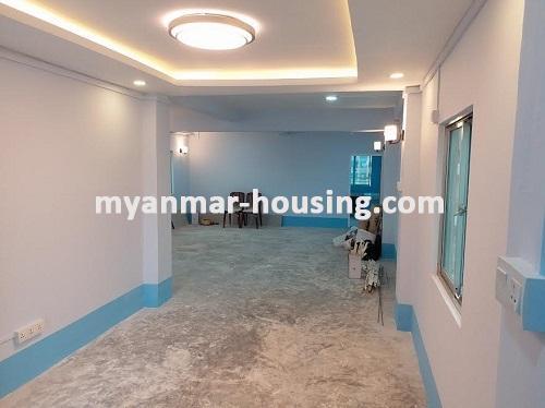 မြန်မာအိမ်ခြံမြေ - ရောင်းမည် property - No.3046 - သာကေသမြို့နယ်တွင် တိုက်ခန်းကောင်းတစ်ခန်း ရောင်းရန် ရှိပါသည်။ - View of the room