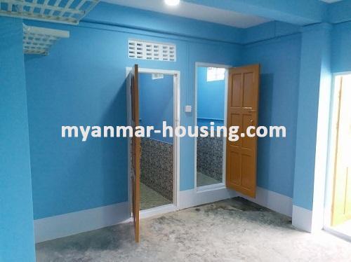 မြန်မာအိမ်ခြံမြေ - ရောင်းမည် property - No.3046 - သာကေသမြို့နယ်တွင် တိုက်ခန်းကောင်းတစ်ခန်း ရောင်းရန် ရှိပါသည်။ - View of Kitchen and Bathroom