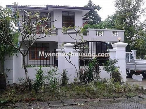 မြန်မာအိမ်ခြံမြေ - ရောင်းမည် property - No.3118 - FMI ထဲတွင် နေရာအချက်အချာကောင်းသည့် နေရာတွင် လုံးချင်းတစ်လုံး ရောင်းရန်ရှိသည်။ - house view