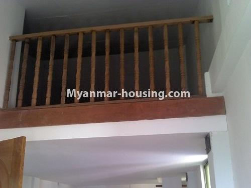 Myanmar real estate - for sale property - No.3120 - An apartment for sale in Sanchaung Township. - View of Etthic
