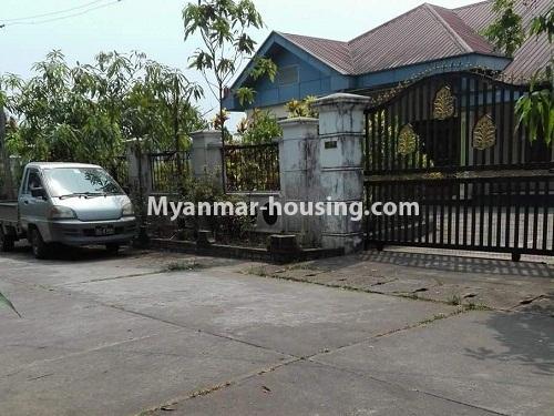 မြန်မာအိမ်ခြံမြေ - ရောင်းမည် property - No.3126 - လှိုင်သာယာ FMI တွင် လုံးချင်းရောင်းရန် ရှိသည်။ -
