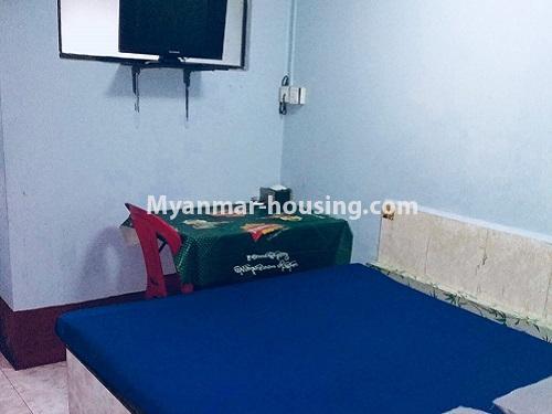 မြန်မာအိမ်ခြံမြေ - ရောင်းမည် property - No.3132 - လှိုင်သာယာ န၀ဒေး ဥယျာဉ်အိမ်ယာ အပြင်ဘက်တွင် ဧည့်ရိပ်သာတစ်လုံး ရောင်းရန်ရှိသည်။ - bedroom