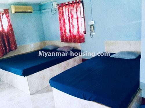 မြန်မာအိမ်ခြံမြေ - ရောင်းမည် property - No.3132 - လှိုင်သာယာ န၀ဒေး ဥယျာဉ်အိမ်ယာ အပြင်ဘက်တွင် ဧည့်ရိပ်သာတစ်လုံး ရောင်းရန်ရှိသည်။ - another bedroom