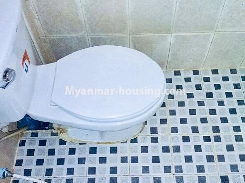 မြန်မာအိမ်ခြံမြေ - ရောင်းမည် property - No.3132 - လှိုင်သာယာ န၀ဒေး ဥယျာဉ်အိမ်ယာ အပြင်ဘက်တွင် ဧည့်ရိပ်သာတစ်လုံး ရောင်းရန်ရှိသည်။ - toilet