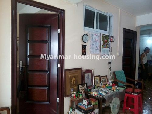 Myanmar real estate - for sale property - No.3142 - Condo room for sale in Botahtaung! - bedroom