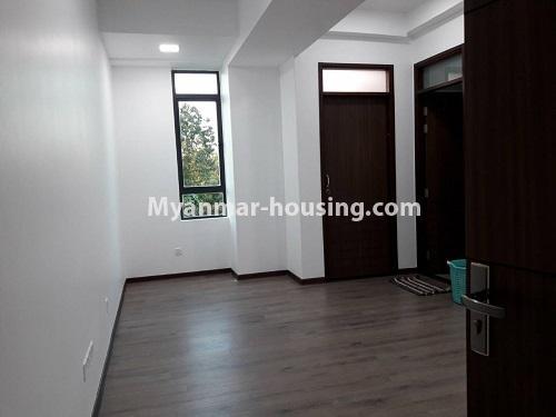 မြန်မာအိမ်ခြံမြေ - ရောင်းမည် property - No.3173 - လှိုင်မြို့နယ် လမင်း Luxury Condo တွင် ပြင်ဆင်ပြီး အခန်းတစ်ခန်း ရောင်းရန်ရှိသည်။ - master bedroom