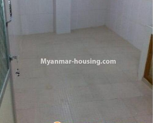 Myanmar real estate - for sale property - No.3208 - Lower floor apartment for sale in Hlaing! - bedroom 2