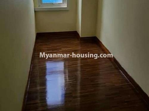 Myanmar real estate - for sale property - No.3233 - Shwe Moe Kaung condominium room for sale in Yankin! - store room
