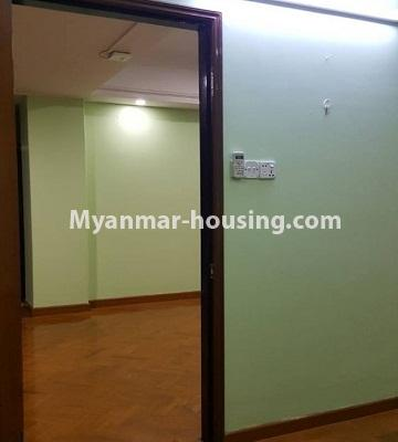 Myanmar real estate - for sale property - No.3242 - Taw Win Thiri Condo room for sale in 9 Mile, Mayangone! - master bedroom