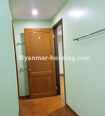 Myanmar real estate - for sale property - No.3242 - Taw Win Thiri Condo room for sale in 9 Mile, Mayangone! - another single bedroom