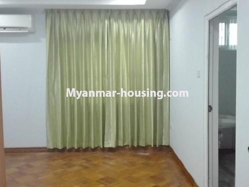 Myanmar real estate - for sale property - No.3247 - Penthouse for sale in Mayangone! - bedroom view