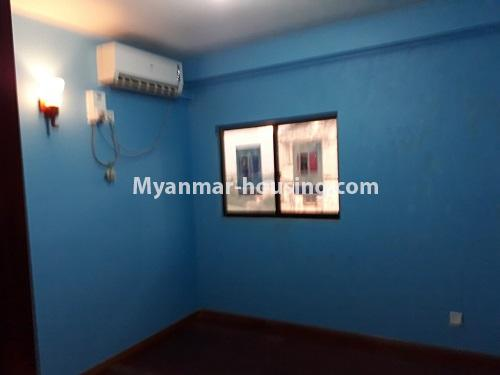 缅甸房地产 - 出售物件 - No.3251 - Apartment for sale in Yankin! - bedroom 1