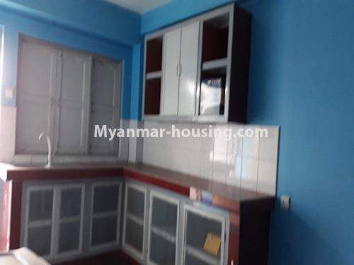 缅甸房地产 - 出售物件 - No.3251 - Apartment for sale in Yankin! - kitchen