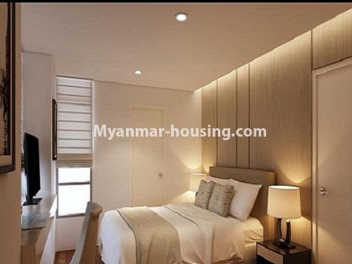 ミャンマー不動産 - 売り物件 - No.3253 - Condominium room for sale, 7  Mile, Mayangone Township - master