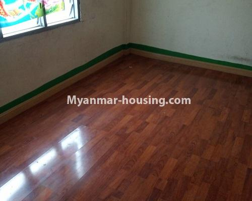 Myanmar real estate - for sale property - No.3254 - Ground floor with mezzanine in Bahan! - bedroom