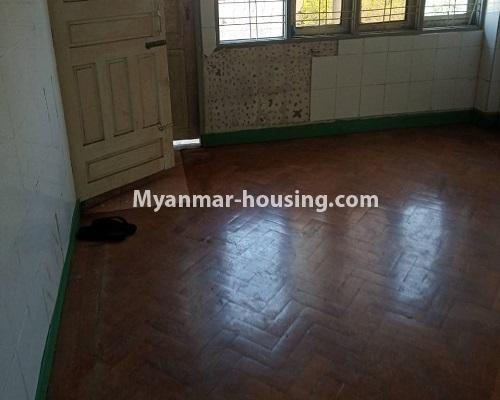 Myanmar real estate - for sale property - No.3254 - Ground floor with mezzanine in Bahan! - living room