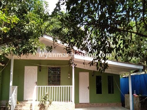 မြန်မာအိမ်ခြံမြေ - ရောင်းမည် property - No.3256 - မင်္ဂလာဒုံတွင် လုံးချင်းရောင်းရန်ရှိသည်။  - house