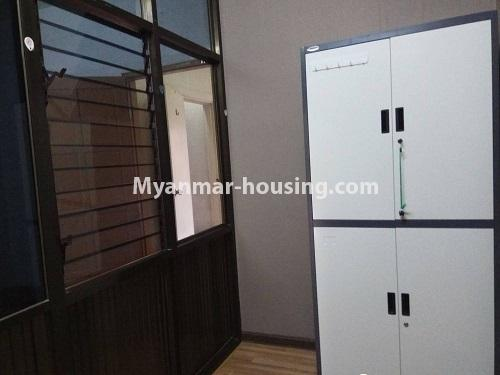 Myanmar real estate - for sale property - No.3258 - Apartment for sale in Yankin! - bedroom