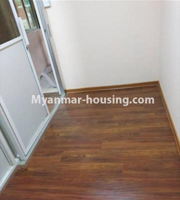Myanmar real estate - for sale property - No.3261 - Apartment for sale in Yankin! - bedroom
